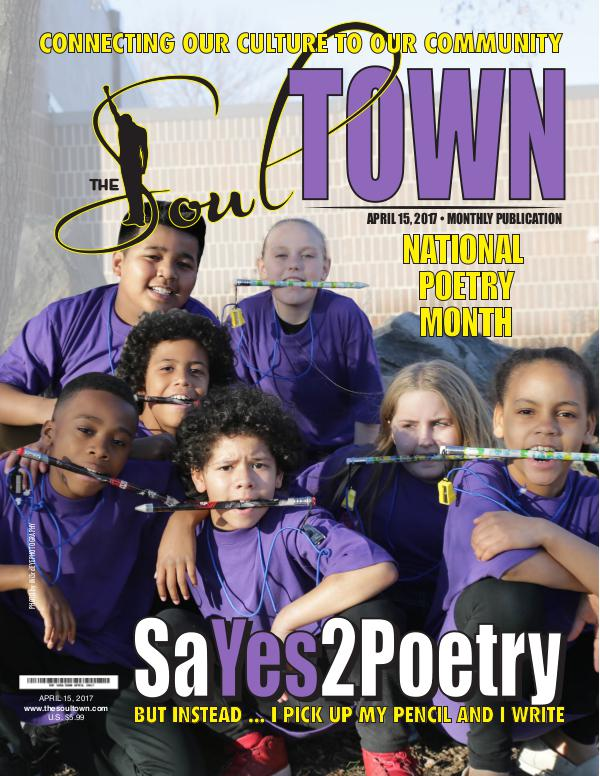 The Soultown! Volume I: ISSUE 4 APRIL 2017