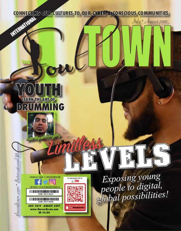 The Soultown! Volume III: Issue 7 JULY 2019