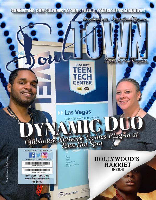 Volume III: Issue 11 NOVEMBER 2019