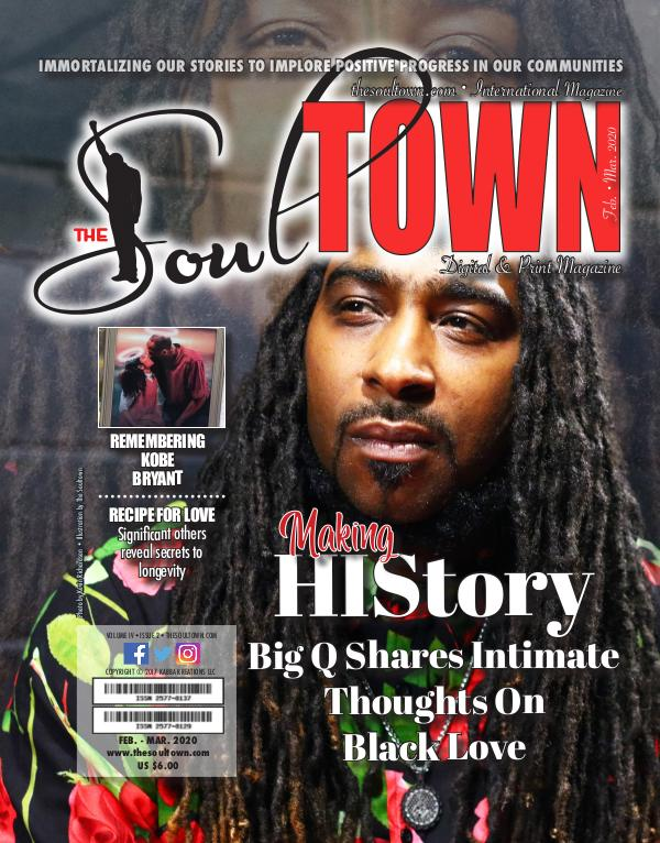 The Soultown! Volume IV: Issue 2 FEBRUARY 2020