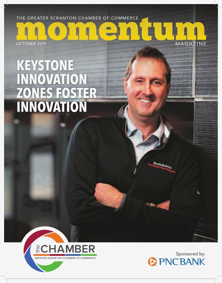 Momentum Magazine October 2019 Edition