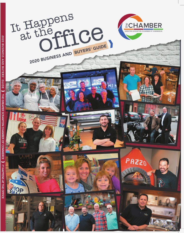 Greater Scranton Chamber of Commerce Business and Buyers' Guide 2020 Business and Buyers' Guide