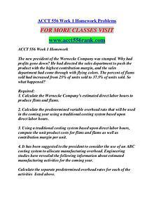 ACCT 556 RANK Learn by Doing/acct556rank.com