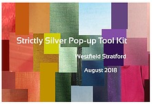 Strictly Silver Pop-Up Tool Kit