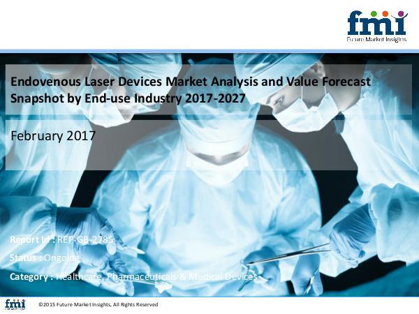 FMI Forecast On Endovenous Laser Devices Market Global