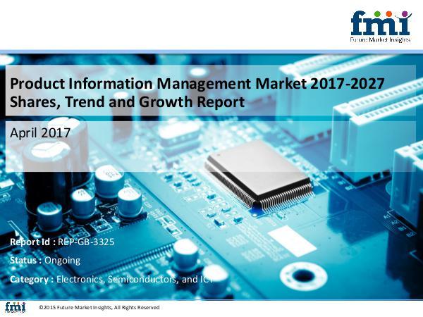 FMI Product Information Management Market Shares, Stra