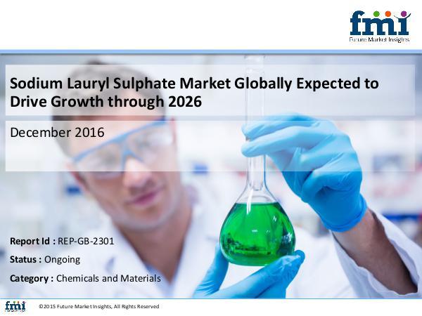 FMI Research Offers 10-Year Forecast on Sodium Lauryl