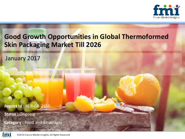 FMI Global Thermoformed Skin Packaging Market Set for