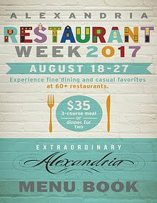 2017 Summer Restaurant Week