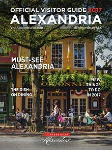 2017 Alexandria Visitor Guide