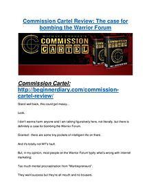Commission Cartel review - Commission Cartel +100 bonus items