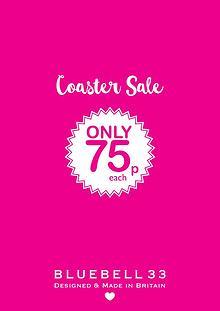 Coaster Sale