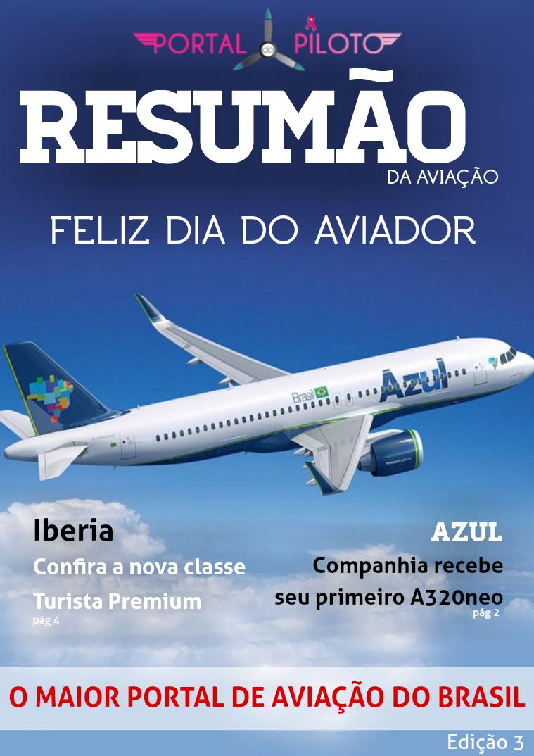 Resumão - Portal do Piloto Edição 03