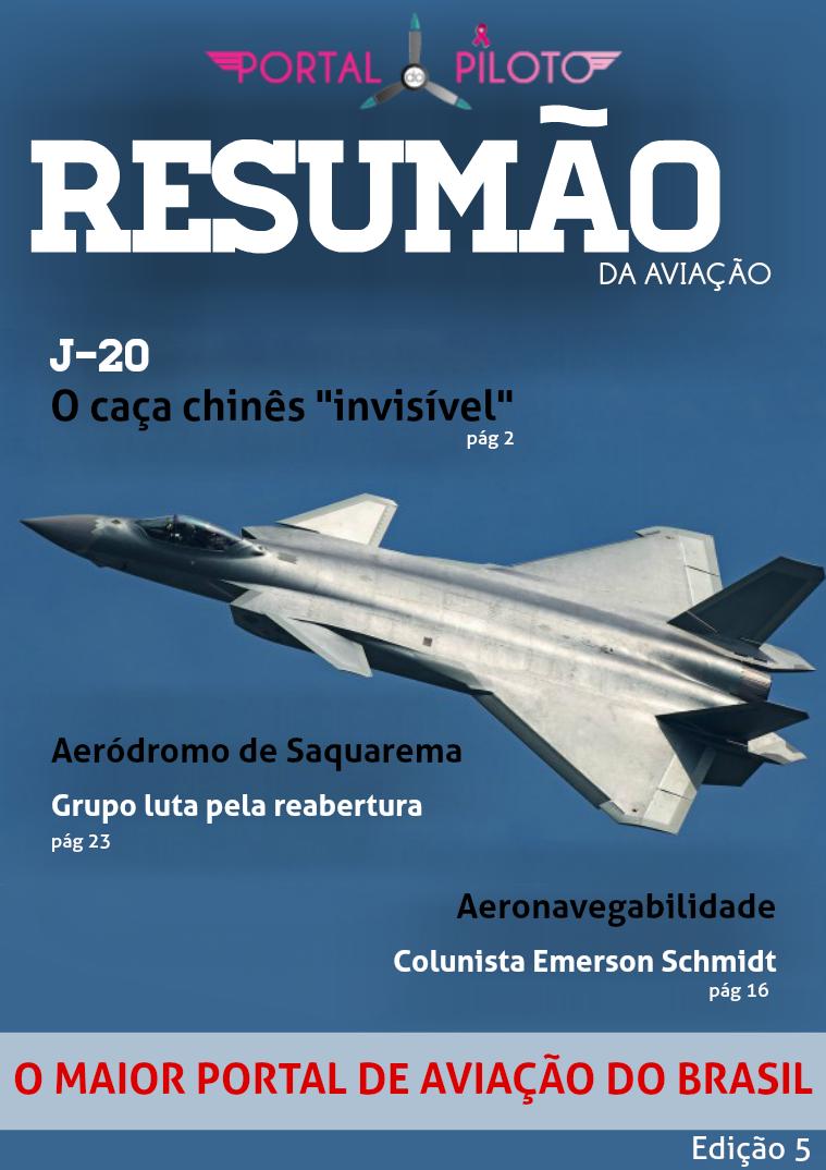 Resumão - Portal do Piloto Edição 05