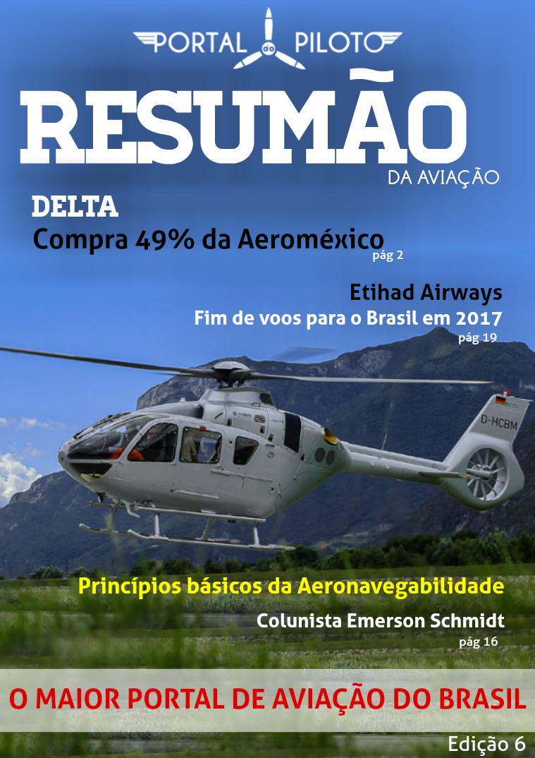 Resumão - Portal do Piloto Edição 06