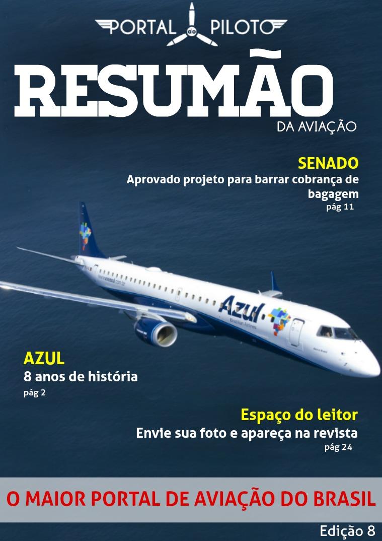 Resumão - Portal do Piloto Edição 08