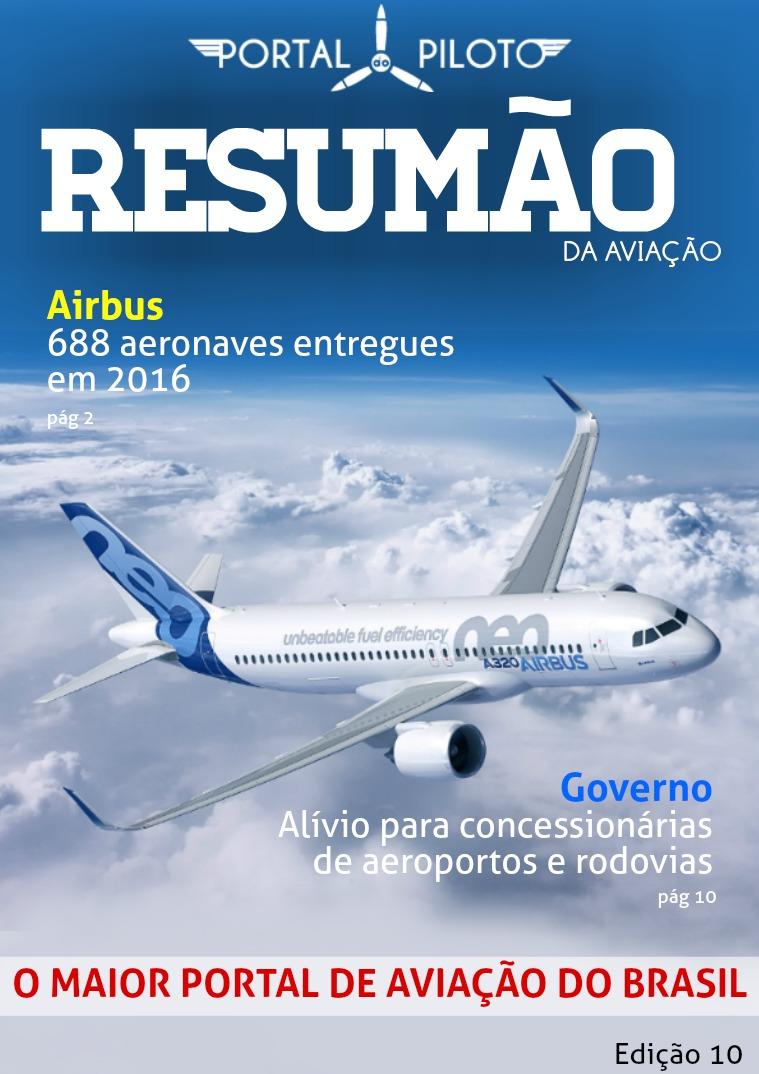Resumão - Portal do Piloto Edição 10