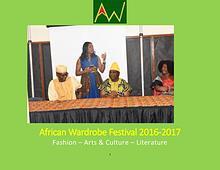 African Wardrobe Festival 2016-2017