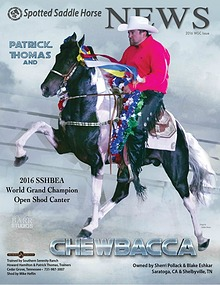 SPOTTED SADDLE HORSE NEWS