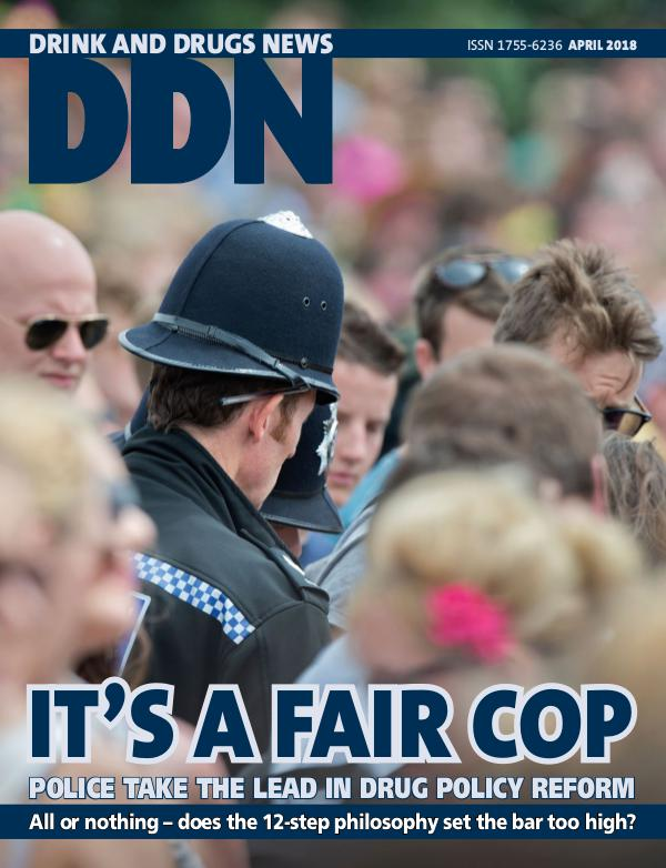 Drink and Drugs News DDN 1804
