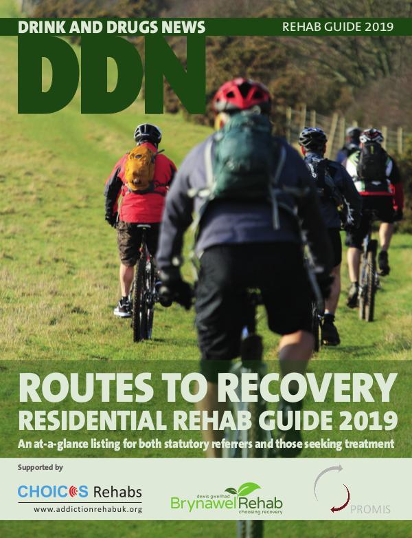 DDN Rehab Guide 2019 DDN REHAB DIR 2019_July