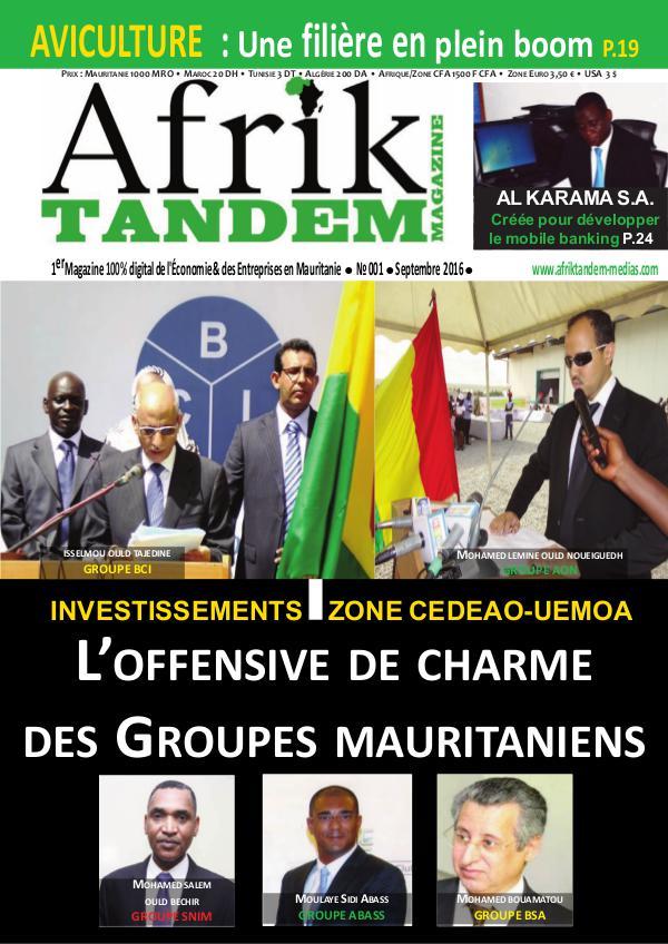 Test Drive Afrik TANDEM Magazine