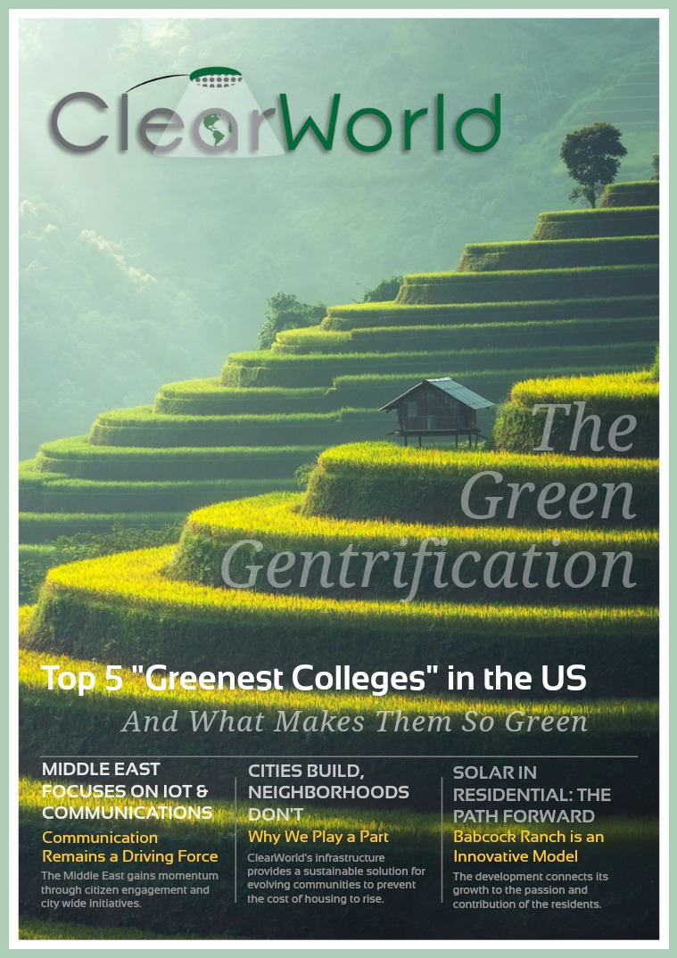 The World Goes Green