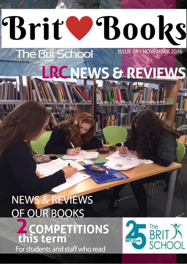 Issue 4 - November 2016