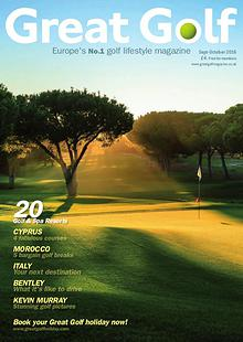 Great Golf Magazine Sep/Oct 2017