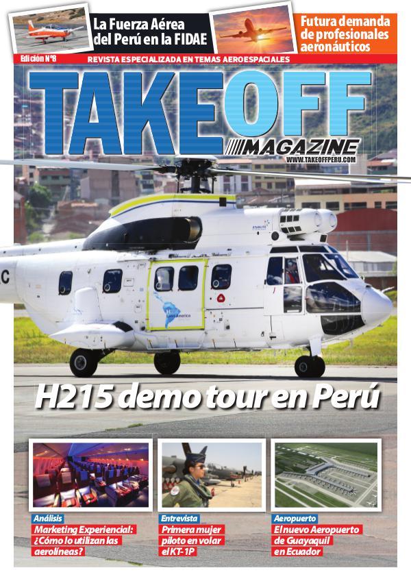 Take Off Magazine Edición N°8