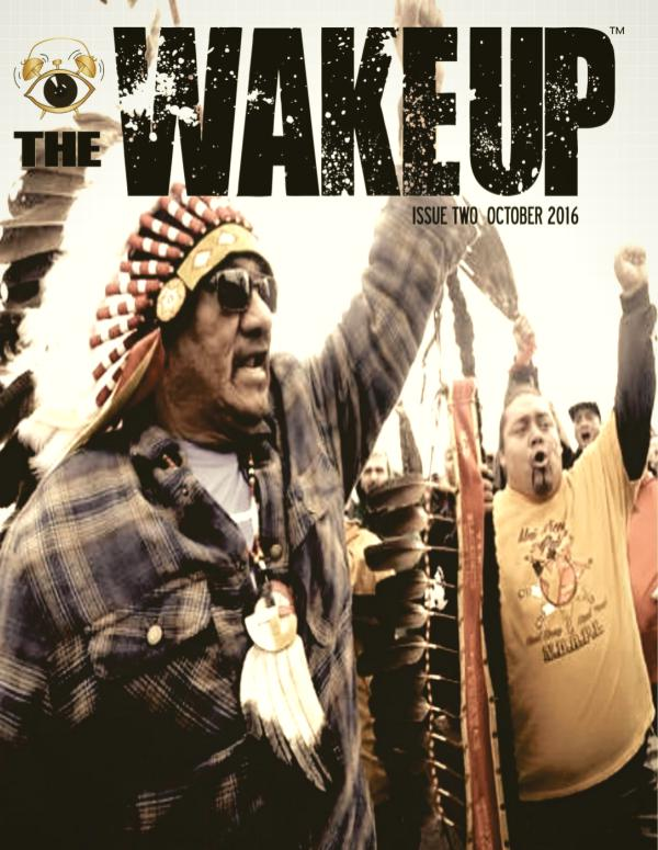The Wake Up Issue Two October 2016