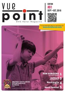 Vue Point - Issue 1 (Oct 2016)""
