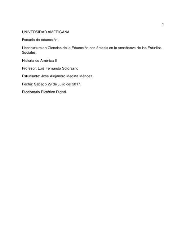 Diccionario pictórico 1