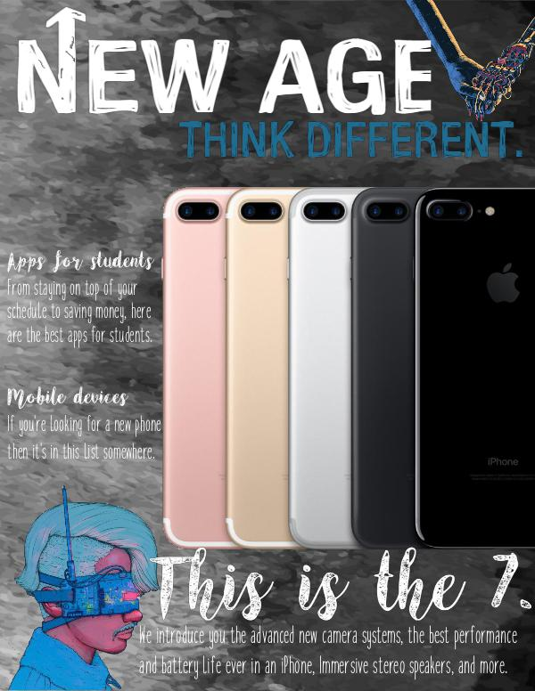 New Age iPhone 7