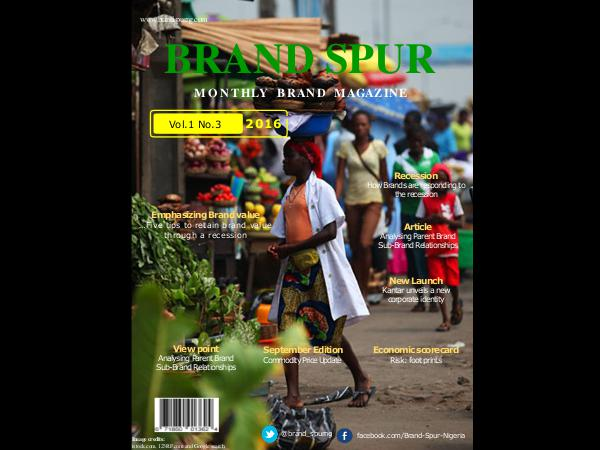 Brand Spur Volume 1, Issue 3 - Third Edition