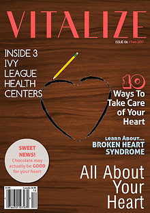 Vitalize Magazine