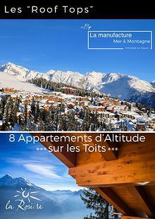 "Les "" Roof Tops "" du Valaisan"