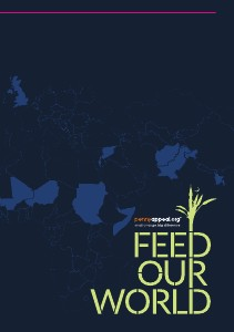 Feed Our World Jan. 2013
