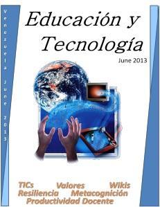 EDUCACIÓN Y TECNOLOGÍA June 2013