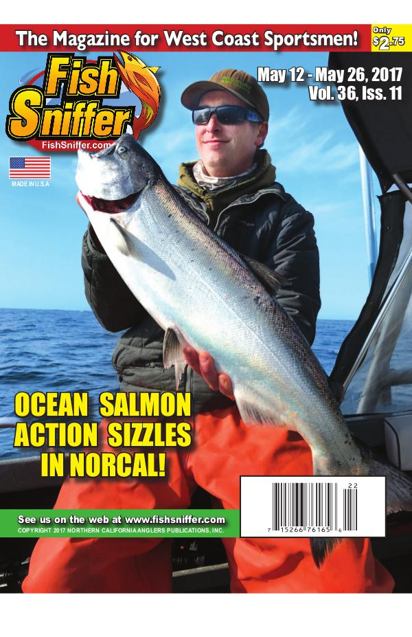 Fish Sniffer On Demand Digital Edition Issue 3611 May 12-26, 2017