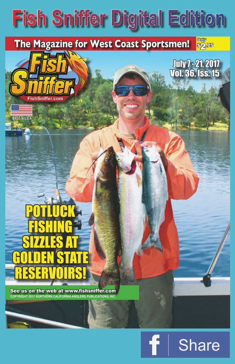 Fish Sniffer On Demand Digital Edition Issue 3615 July 7-21 2017