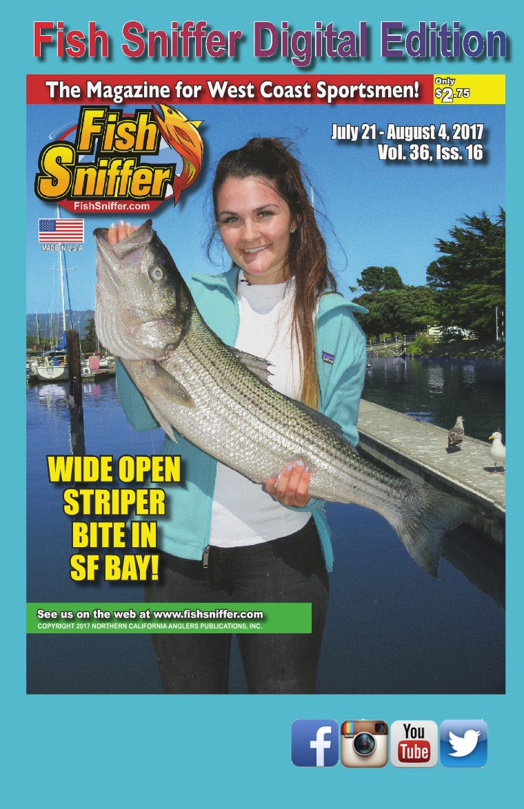 Fish Sniffer On Demand Digital Edition Issue 3616 July 21- August 4 2017