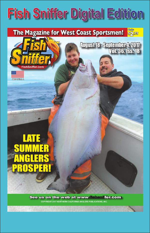Fish Sniffer On Demand Digital Edition Issue 3618 August 18- September 4 2017