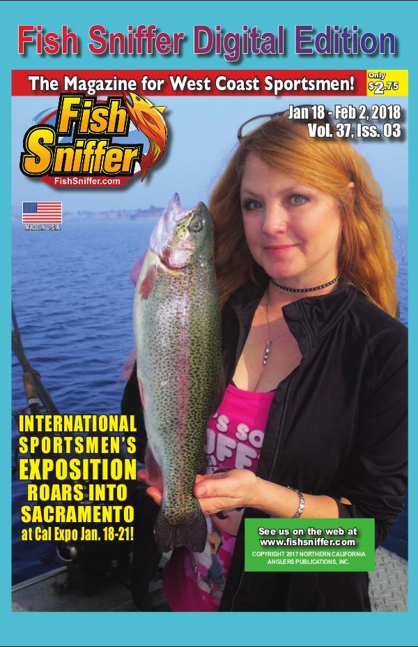 Fish Sniffer On Demand Digital Edition Issue 3703 Jan 18-Feb 2 2018