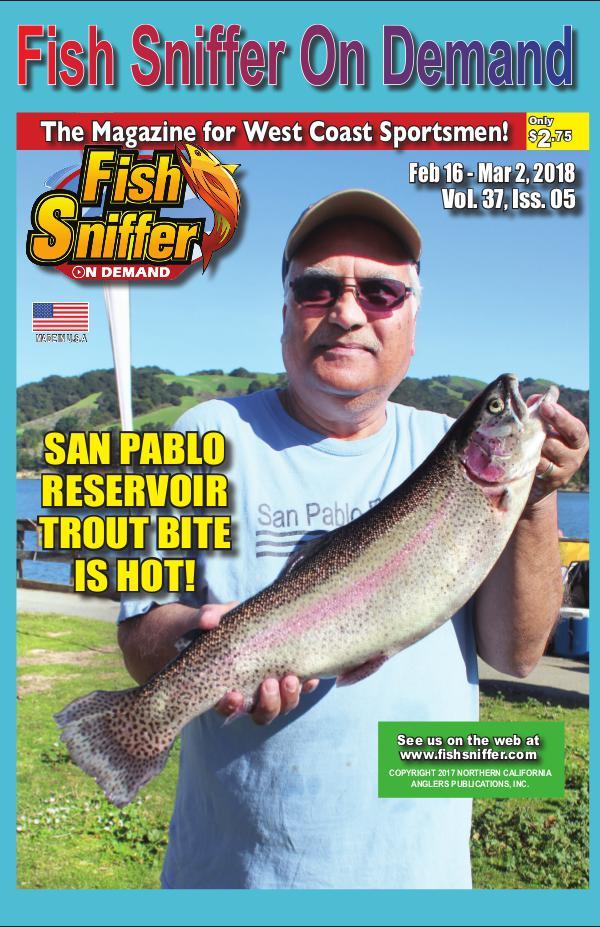Issue 3705 Feb 16- Mar 2, 2018