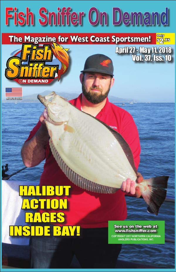 Fish Sniffer On Demand Digital Edition Issue 3710 April 27- May 11 2018