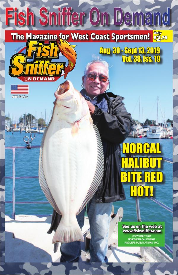 Fish Sniffer On Demand Digital Edition Issue 3819 Aug 30-Sep 13