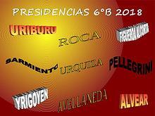 Presidencias