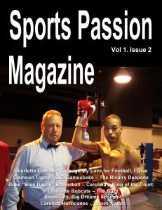 Sports Passion The Magazine Volume 1, Issue 2 (November 2013)