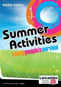 Summer Activities 2013 Ribble Valley